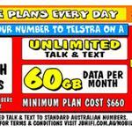 Telstra 60GB SIM Only Plan $55 Per Month for 12 Months (Was $65) & Bonus Huawei Nova 3i (RRP$499) @ JB Hi-Fi In Store Only