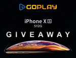 Win an iPhone XS 512GB from GoPlay