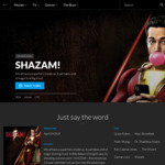 Win 1 of 8 SHAZAM! Prize Packs $133.98 worth or 1 of 12 Double Passes to SHAZAM! worth $44 from Roadshow