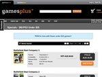 Battlefield Bad Company 2,  Bioshock 2, MMA  & more  $24.95 + Free Delivery @ Gamesplus