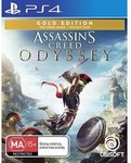 [XB1 / PS4] Assassin's Creed Odyssey - All Editions $47 @ EB Games