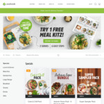 8 Meals + 3 Meal Kits (14 Meals) for $61 Delivered ($4.35 a Meal) @ Youfoodz