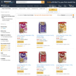 Select Uncle Toby's Cereals and Granola 25% off (Uncle Tobys Plus 435g $3.38, O&G Crunchy Granola $4.87) @ Amazon AU