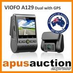 Viofo A129 Dual Channel 1080p $183 + $15 Delivery (Free with eBay Plus) @ Apus Auction eBay