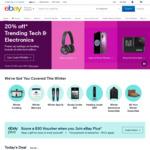 20% off Mi Official Store @ eBay