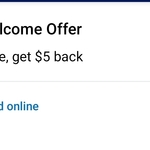 American Express: Woolworths Spend $10 or More, Get $5 Back