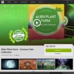Alien Plant Farm Collection (Stellaris, Surviving Mars, Aven Colony) $28.95 AUD @ GoG