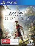 [PS4, XB1] Assassins Creed Odyssey $25 + Delivery (Free with Prime/ $49 Spend) @ Amazon AU
