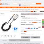 Baseus USB 3.5mm Jack Aux Bluetooth Receiver Speaker Audio Music Transmitter AU $9.75 (Was AU $21) Delivered @ eSkybird