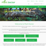 20% off Plant Doctor (First Order) or 10% off Subsequent Orders