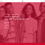 Extra 25% off Sale Items (Free Delivery for Orders over $100) @ Tommy Hilfiger Online