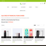 50% off VIOMI Thermos (300ml Thermos $12.99) + Shipping @ Latest Living