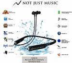 Not Just Music Wireless Earphones $29.25 + Delivery (Free with Prime/ $49 Spend) @ Not Just Music Amazon AU