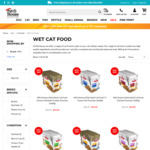 Hills Science Diet Cat Food Pouches 12x85g - $14.99 (Was $25) + Free Delivery over $29 @ PetHouse