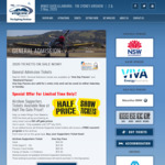 2020 Wings over Illawarra (Airshow Supporters Special) - 50% off One Day Tickets @ Wings over Illawarra