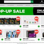 POP UP Sale - 50% off Repco Globes, 50% off Repco & Mechpro Air Tools & More @ Repco