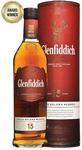 Glenfiddich 15YO Solera Cask $89.99 + Delivery @ Catch