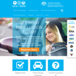 Free Driving Lesson for Learner Licence Holders @ Keys2Drive (Aus Govt Funded)