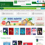 Free Shipping with Minimum $27 Spend @ Booktopia