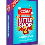 [VIC] Free Coles Mini 2 Collectors Case with Purchase @ Coles Tooronga