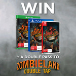Win 1 of 6 Zombieland: Double Tap - Roadtrip Prize Packs from EB Games