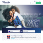 Remitly - Increased Referral Bonus - $15 for Both Parties - Plus Bonus Rate for Some Countries