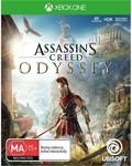 [XB1] Assassins Creed Odyssey $5 + $4.95 Delivery @ Harvey Norman/Joyce Mayne