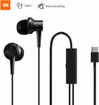 Xiaomi Active Noise Cancelling Earphones Type-C Version (Black) $41.65 AUD ($28.79 USD) Delivered at AliExpress