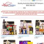 50% off Christmas Gift Hampers @ Hamper World (Online Only)