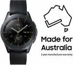 Samsung SM-R810NZKAXSA Smart Watch Galaxy Watch (42mm) $298 Delivered @ Amazon AU / Harvey Norman / JB Hi-Fi