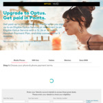 Bonus 20000 Velocity Points When You Join Optus Sim Only $79/Month and Stay Connected for 3 Months @ Optus