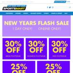 Sportsmart - 30% off All Footwear, 20% off Everything Else