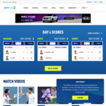 [NSW, QLD] Free Tickets to Various ATP Cup Matches @ Ticketmaster