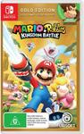 [Switch] Mario + Rabbids Kingdom Battle Gold Edition $39 Pickup /+ Delivery @ JB Hi-Fi