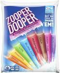 ½ Price Zooper Dooper 24pk Varieties $2.90 @ Woolworths
