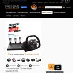 [XB1, PC] Thrustmaster TS-XW Racer SPARCO P310 $999.00 (RRP $1299.00) Delivered @ Pagnian Advanced Simulation