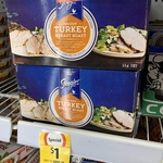 [VIC] 20c 50c $1 Frozen Items: Steggles Turkey $1 (was $16), Streets Ice Cream 50c (was $6), Vanilla Sticks 50c @ Coles C'Field
