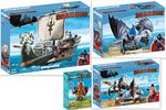 Playmobil Train Your Dragon 4 Pack Battleship Drago Set $24.95 + Shipping @ Catch