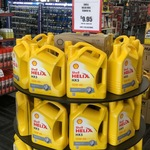 [SA] Shell Helix HX5 Engine Oil 15W-40 5L $9.95 (in-Store only) @ Sprint Auto Parts, Holden Hill