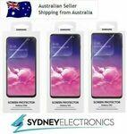 Genuine Original Samsung Galaxy S10e Screen Protector $9 + Free Post @ Sydney Electronics eBay