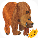 [iOS] Free - Eric Carle's Brown Bear Animal Parade - 3D Interactive Book (Was $5.49) @ Apple App Store