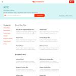 9pc Original Recipe KFC Chicken $9.95 + $8.95 Delivery ($0 for First Orders >$15) via Doordash