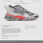 Calvin Klein Mens Cander 7 Sneaker $90 (Original Price $860) (Sizes EU40 / EU41) + Shipping @ Sneakerboy