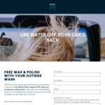 [VIC, WA, TAS] Free Wax and Polish (Valued at $30) with Your outside Wash @ Magic Carwash