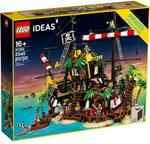 LEGO 21322 Ideas Pirates of Barracuda Bay $239.99 (20% off) @ MyHobbies