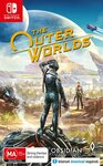 [Switch] The Outer Worlds $30 + Delivery ($0 with Prime/ $39 Spend) @ Amazon AU