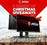 Win an MSI Optix MAG251RX 240Hz Gaming Monitor Worth $669 from MSI