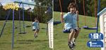 ALDI Children's SWING SET - Clearance $49.99 [found at North Rocks NSW] - Was $99.99
