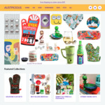10% off Funny, Quirky & Unique Gifts and Homeware + $7.95 Post ($0 with $99 Spend/ Sydney Metro/ Pickup) @ Austpicious