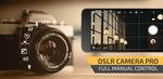 [Android] Manual Camera : DSLR - Camera Professional, Free @ Google Play Store